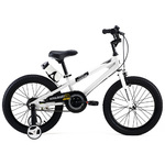"Freestyle 18"" Boys Bicycle White Product Image"