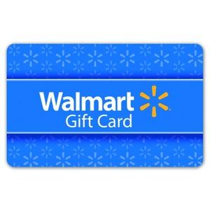 Walmart Certificate $25 Product Image