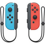 Joy-Con Controllers (Neon Red/Blue) Product Image