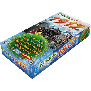 Ticket to Ride: Europa 1912 Expansion Product Image