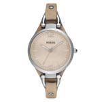 Fossil Women's Georgia Bone Leather Watch Product Image