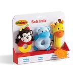 Set of 3 Soft Pals Ages 0+ Months Product Image