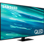 "Q80A 75"" Class HDR 4K UHD Smart QLED TV"