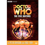 Dr Who-Five Doctors-25th Anniversary Edition Product Image