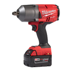 "M18 FUEL High Torque 1/2"" Impact Wrench with Friction Ring Kit Product Image"