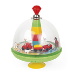 Musical Farm Spinning Top Ages 18-36 Months