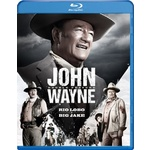 John Wayne Double Feature Product Image