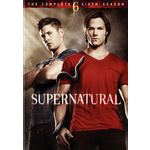 Supernatural-Complete 6th Season Product Image