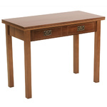 Traditional Expanding Table Oak Product Image