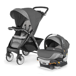 Bravo LE Trio Travel System Silhouette Product Image