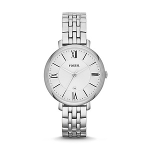 Ladies Jacqueline 3-Hand Stainless Steel Watch Product Image