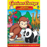 Curious George-Zoo Night & Other Animal Stories Product Image