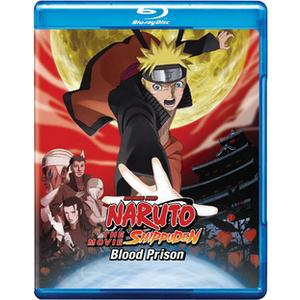 Naruto Shippuden-Movie-Blood Prison Product Image