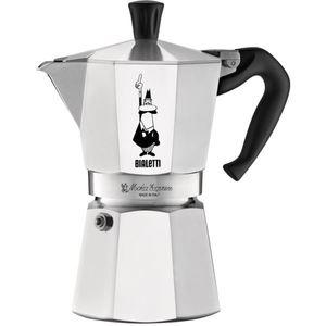 Moka Express Stovetop Espresso Maker - 6-Cup Product Image