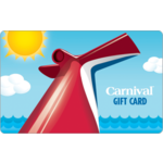 Carnival Cruise Lines eGift Card $100