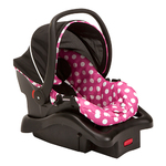 Minnie Dot Light N Comfy Luxe Infant Car Seat Product Image