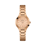 Womens Classic Rose Gold-Tone Watch Product Image