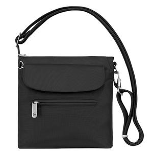 Anti-Theft Classic Mini Shoulder Bag Black Product Image