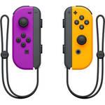 Joy-Con Controllers (Neon Purple/Neon Orange) Product Image