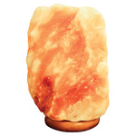"11"" Natural Air Purifying Himalayan Salt Lamp Product Image"