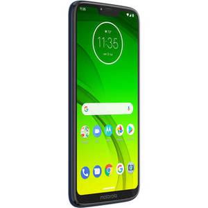 G7 Power 32GB Smartphone (Unlocked, Marine Blue) Product Image