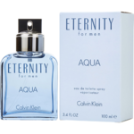 Calvin Klein Eternity Aqua for Men Eau de Toilette - 3.4 fl oz Product Image