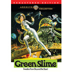 Mod-Green Slime Dvd Product Image