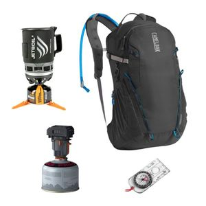 Backpacker Mosquito Repeller & Accessories Package Product Image