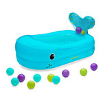 Whale Bubble Ball Inflatable Bath Tub Product Image
