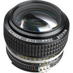 NIKKOR 50mm f/1.2 Lens Product Image