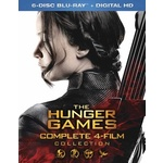 Hunger Games-Complete 4-Film Collection Product Image
