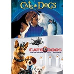 Cats & Dogs 1 & 2 Product Image