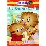 Daniel Tigers Neighborhood-Big Brother Daniel-Meet New Baby Product Image