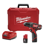 """M12 3/8"""" Drill/Driver Kit Product Image"""