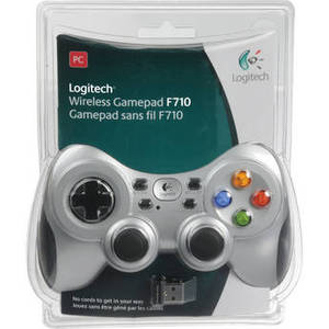 F710 Wireless Gamepad Product Image