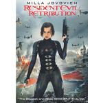 Resident Evil-Retribution Product Image