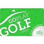 Go Play Golf eGift Card $100