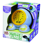 Teach Me Time! Talking Alarm Clock & nightlight Product Image