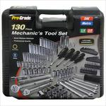 Pro-Grade 130-Piece Mechanic's Tool Set with Case Product Image