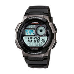 10 Year Battery Digital Sport Watch Product Image