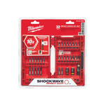 32pc Shockwave Driver Bit Set Product Image