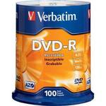 DVD-R 4.76GB 16X (100 Pack) Product Image