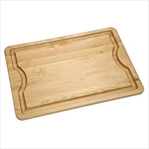 BBQ Carving Board 24 x 16 x 1 - Maple Product Image