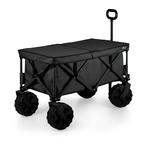 Oniva Elite All-Terrain Adventure Wagon Black/Gray Product Image