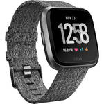 Versa Fitness Watch Special Edition (Charcoal Woven/Graphite Aluminum) Product Image