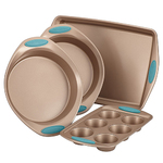 4pc Cucina Bakeware Set Agave Blue Product Image