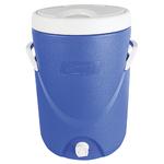 5 Gallon Beverage Cooler Blue Product Image