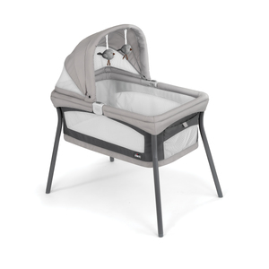 Lullago Nest Portable Bassinet Vanilla Product Image