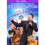 Fator T-Terry Fator-Live in Concert Product Image