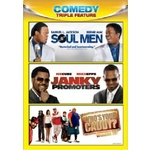Soul Men/Janky Promoters/Whos Your Caddy Comedy Triple Feature Product Image